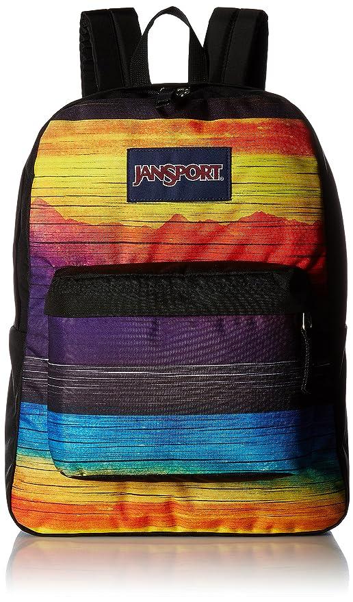 Amazon.com  JanSport Unisex SuperBreak Multi Desert Mirage Backpack ... 3883be063dca8