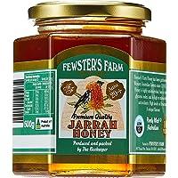 Fewster's Farm Organic Jarrah Honey TA 20+, 500g