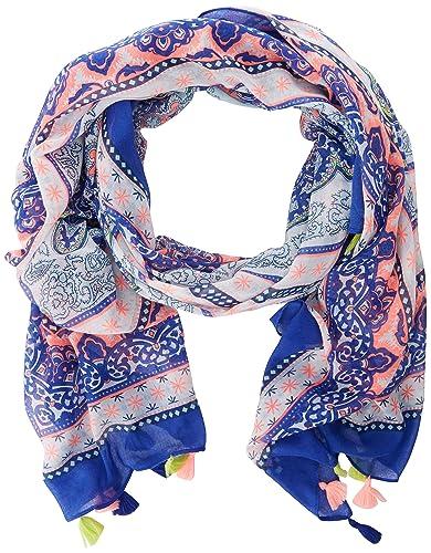Springfield 8569703, Bufanda Para Mujer, Multicolor, talla única