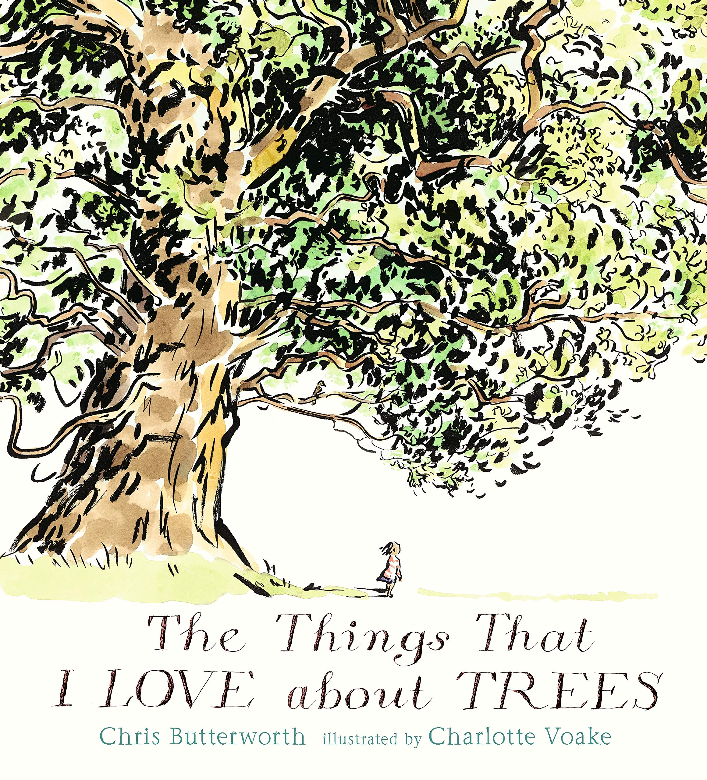 The Things That I LOVE about TREES ebook