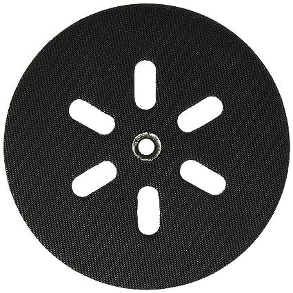 Bosch rs6046 duro gancho y desgastado lijadora almohadilla de soporte