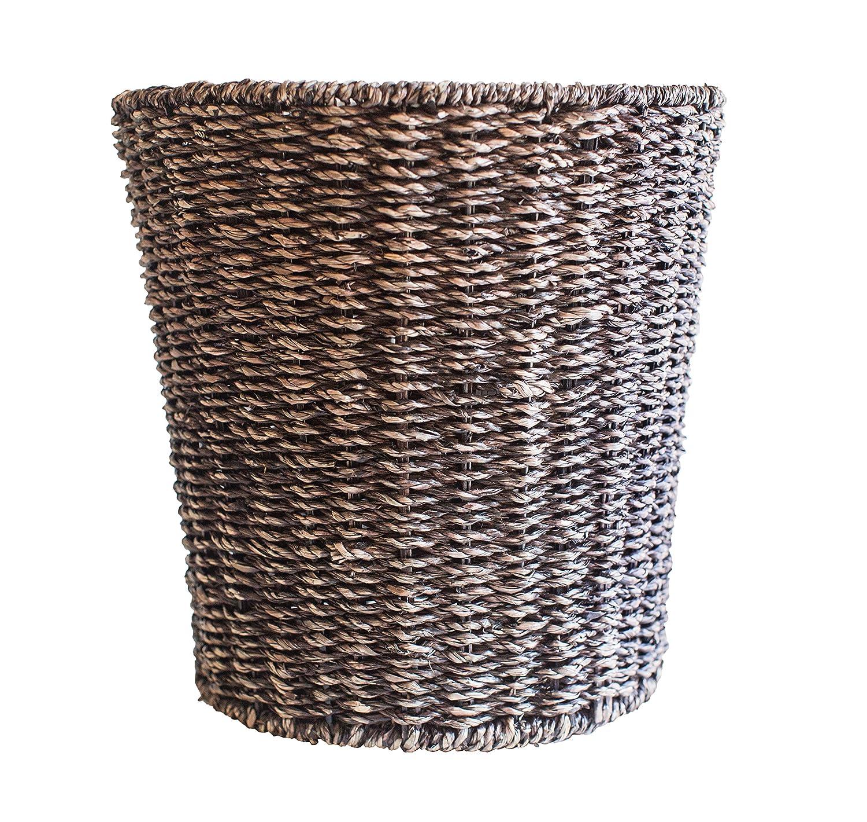 decorative wire trash can
