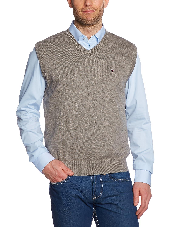 CASAMODA Herren Pullunder Comfort Fit 004160/24