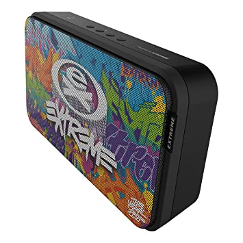 EXTREME WALLRIDE Portable Bluetooth Speaker with NFC - Artist Edition