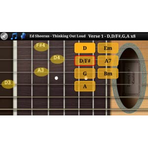 escalas de música de guitarra y acordes pro: Amazon.es: Appstore ...