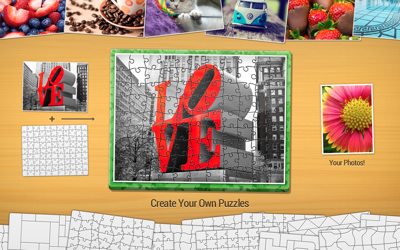 It is a photo of Astounding Free Printable Jigsaw Puzzle Maker