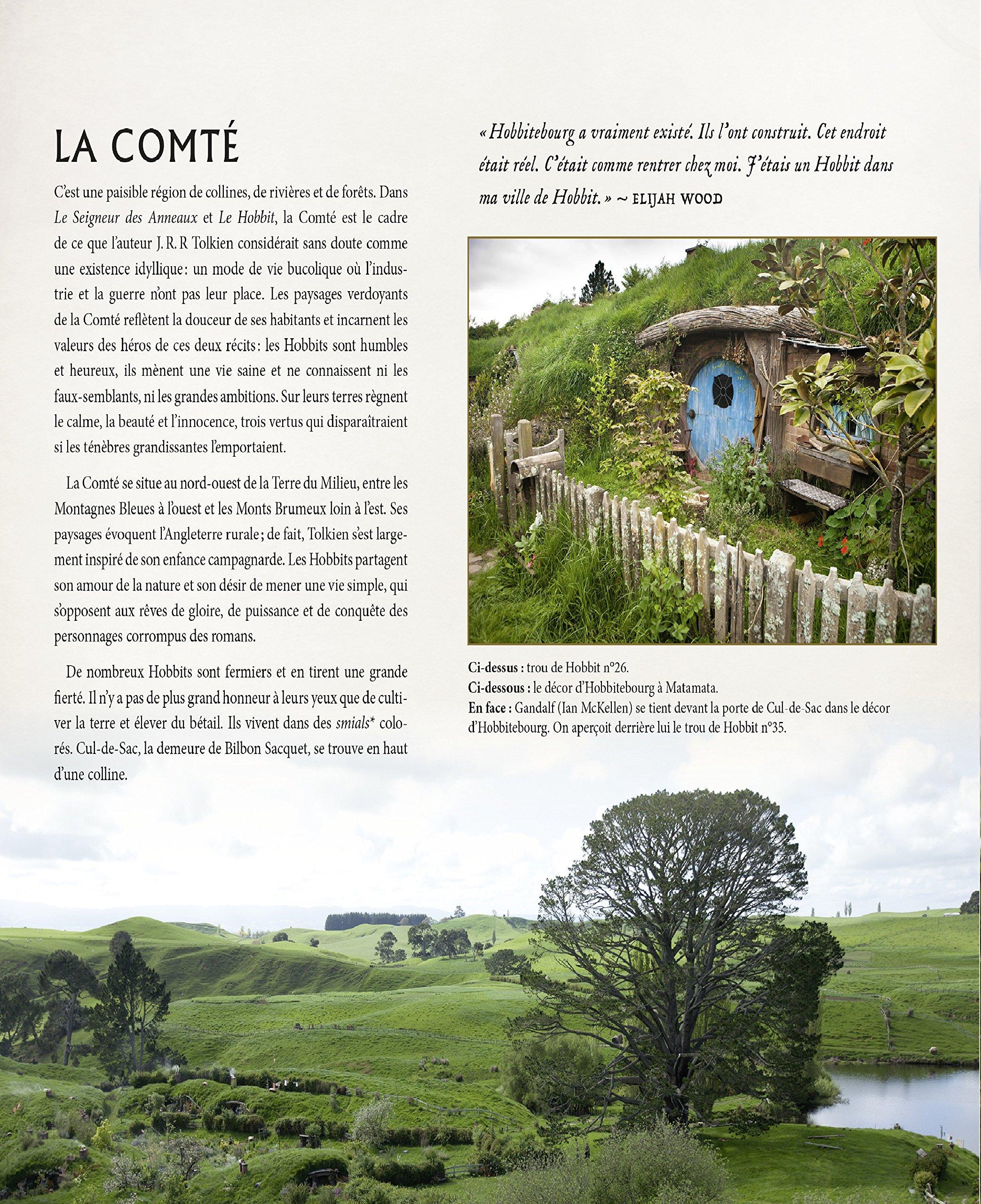 La Terre Du Milieu Des Romans à Lécran Construire Le