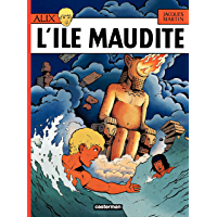 Alix (Tome 3) - L'île maudite (French Edition)
