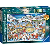 Ravensburger Which One's Santa? 1000pc 2017 Limited Edition Christmas Puzzle