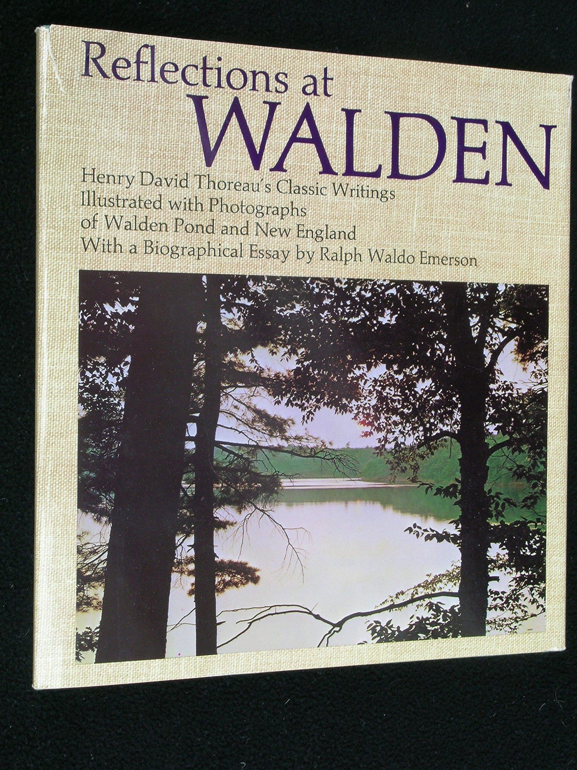 Nature thoreau essay walden Henry David Thoreau s Cabin at Walden Pond