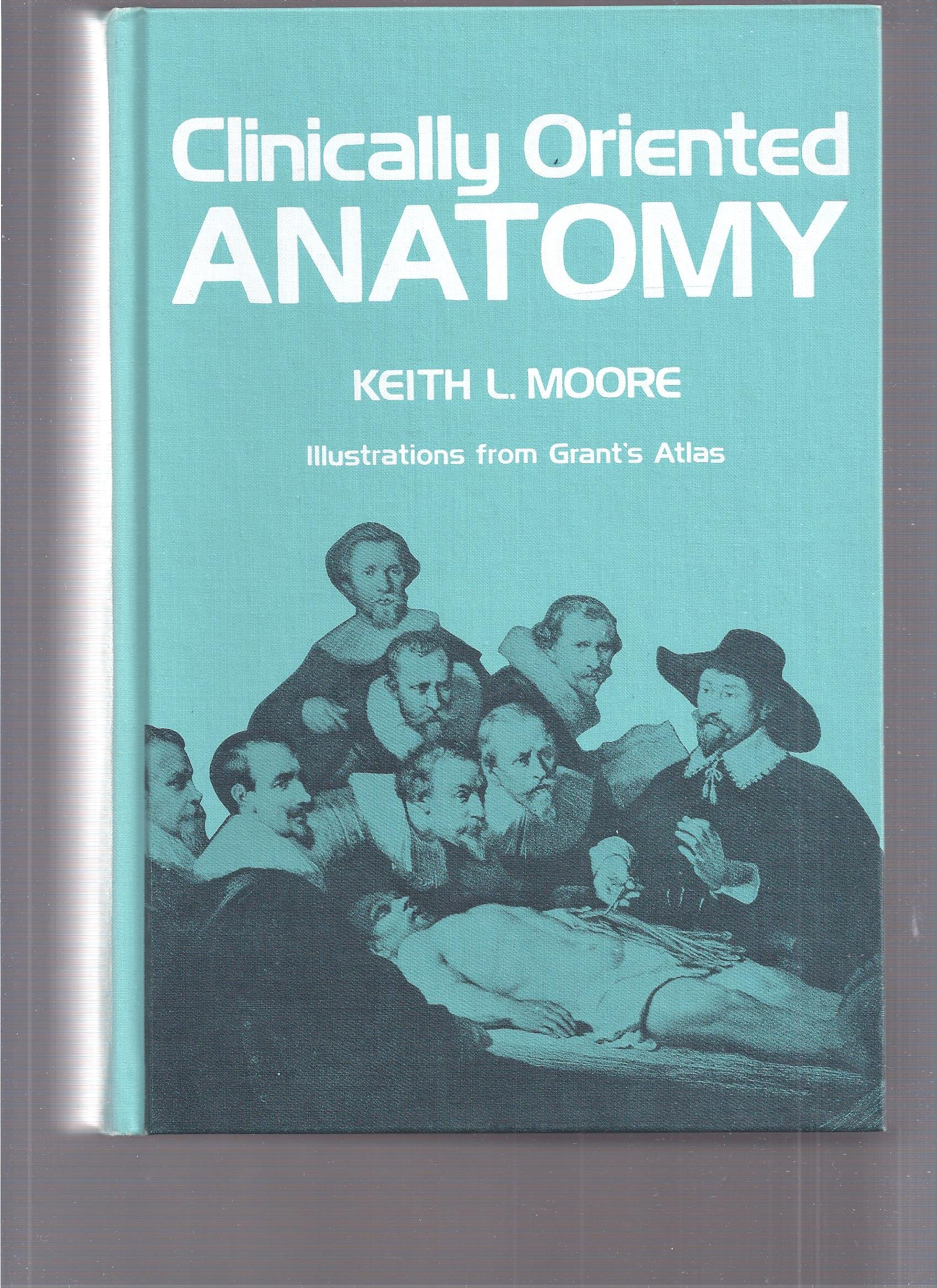 Clinically Oriented Anatomy: Moore Keith L.: 9780683061468: Amazon ...