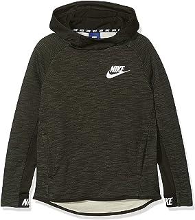 Felpa con Cappuccio Bambino Nike B Nk Dry FZ FLC