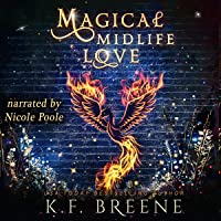 Magical Midlife Love: A Paranormal Women's Fiction Novel (Leveling Up, Book 4)
