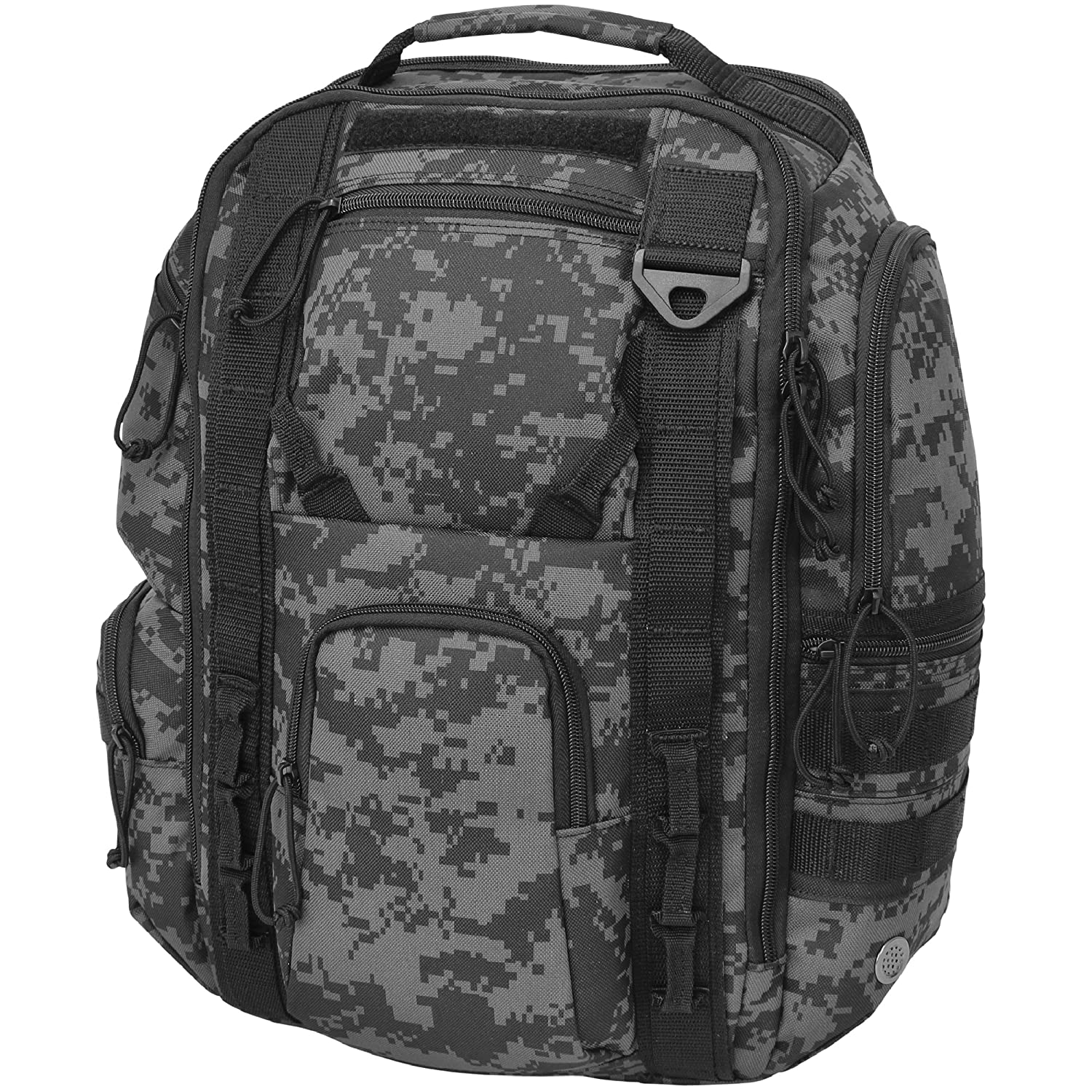 80%OFF Mercury Rogue Travel Backpack, Black Camo, One Size
