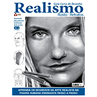 Guia Curso de Desenho Realismo - Rosto - Retratos