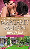 Home at Last (The McInnes Triplets Book 3)