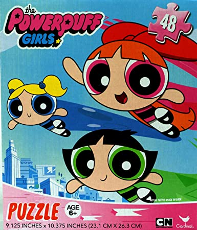 Buy the powerpuff girls 48 piece puzzle online at low prices in the powerpuff girls 48 piece puzzle fandeluxe Epub