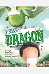 Dear Dragon: A Pen Pal Tale Hardcover