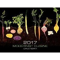 Modernist Cuisine 2017 Wall Calendar