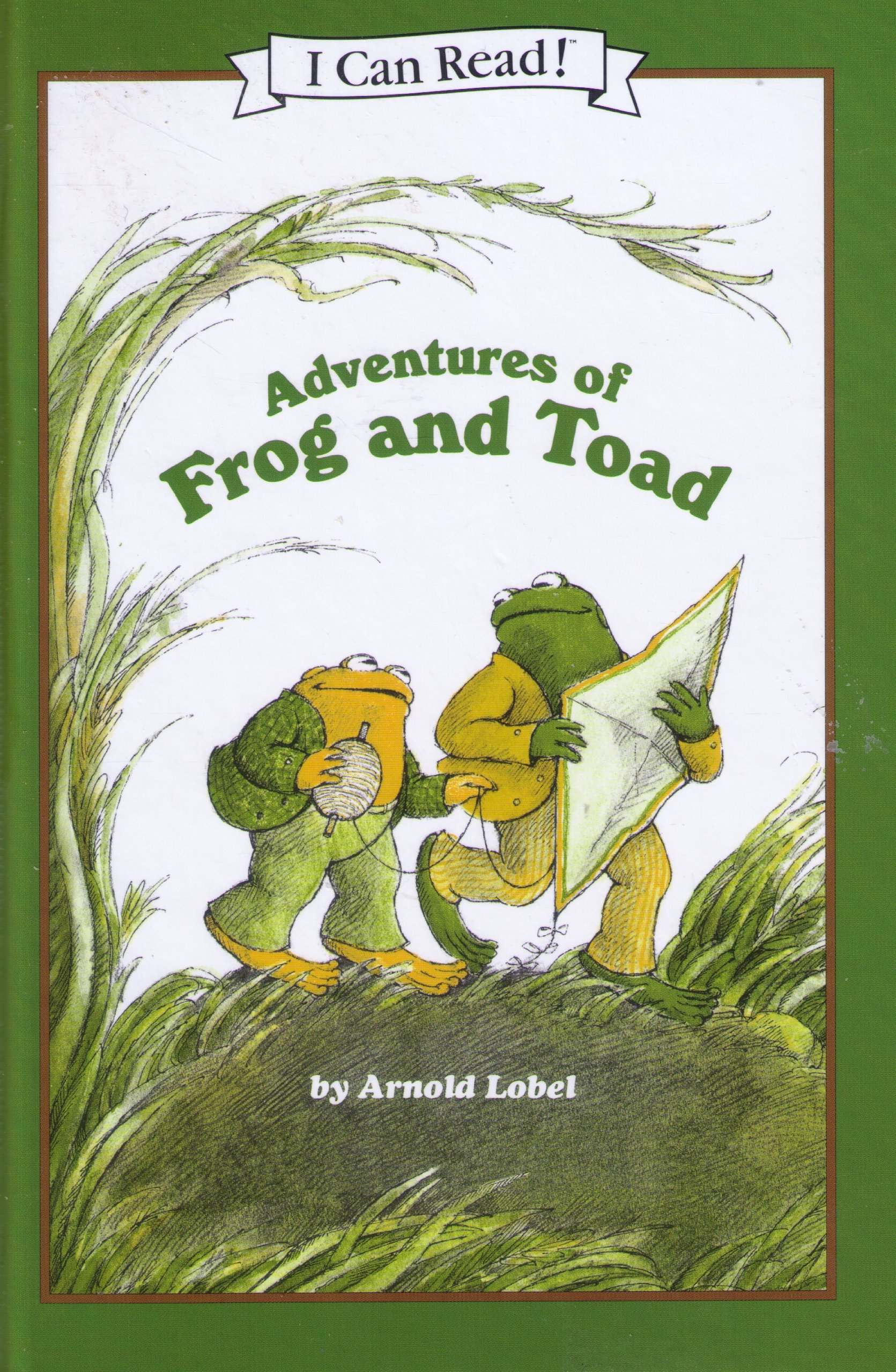 adventures of frog toad i can read series arnold lobel