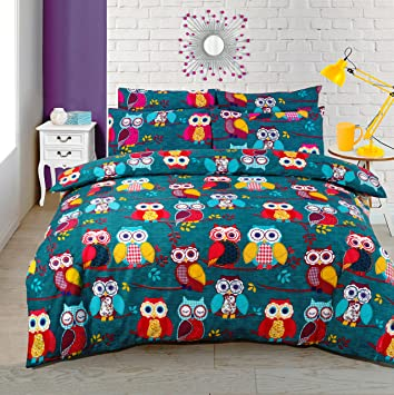 products mckenna pottery kids cover barn c duvet owl organic
