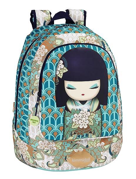 Kimmi Doll - Mochila adaptable, 33 x 46 cm (Safta 621531572)