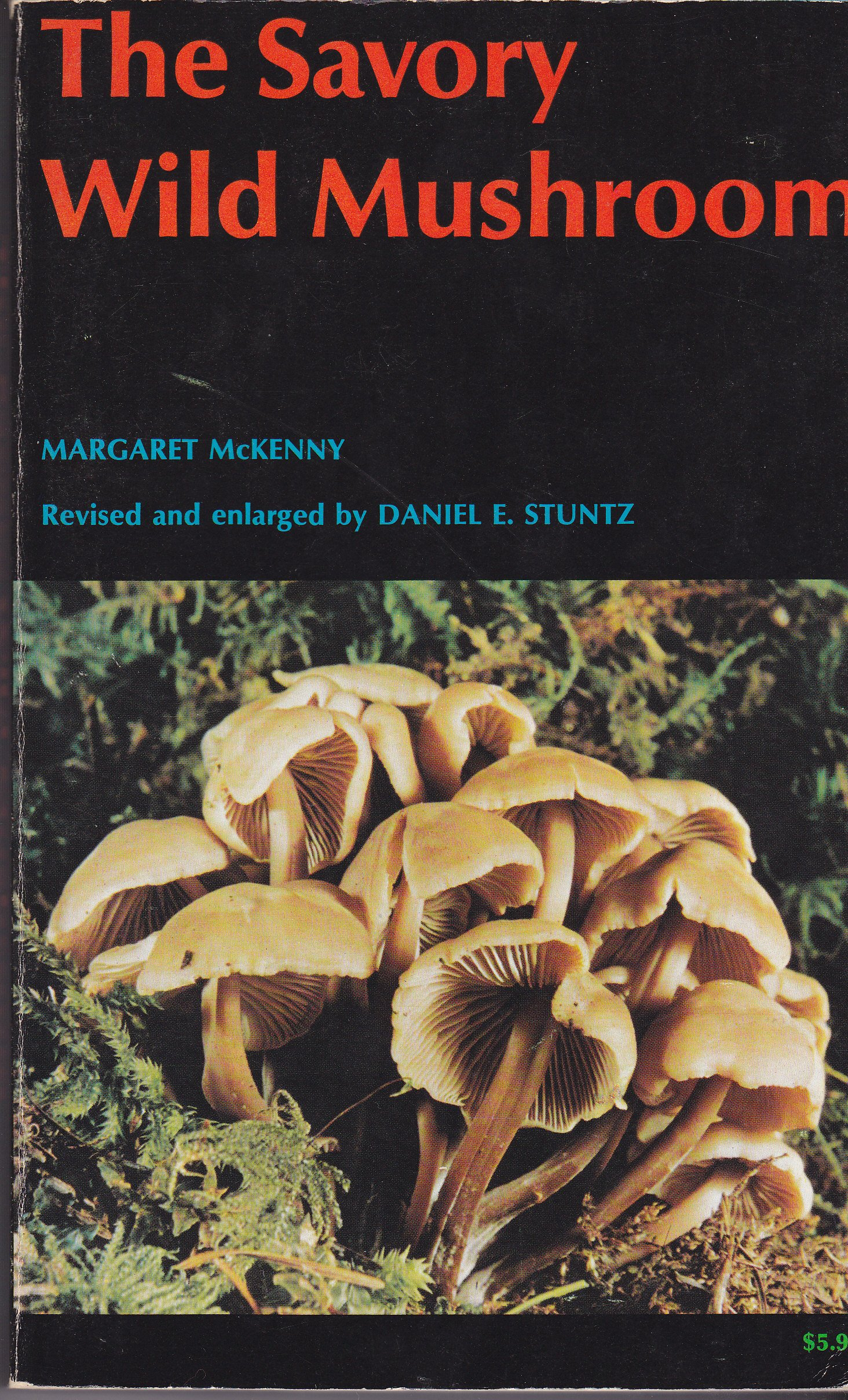 The Savory Wild Mushroom, McKenny, Margaret
