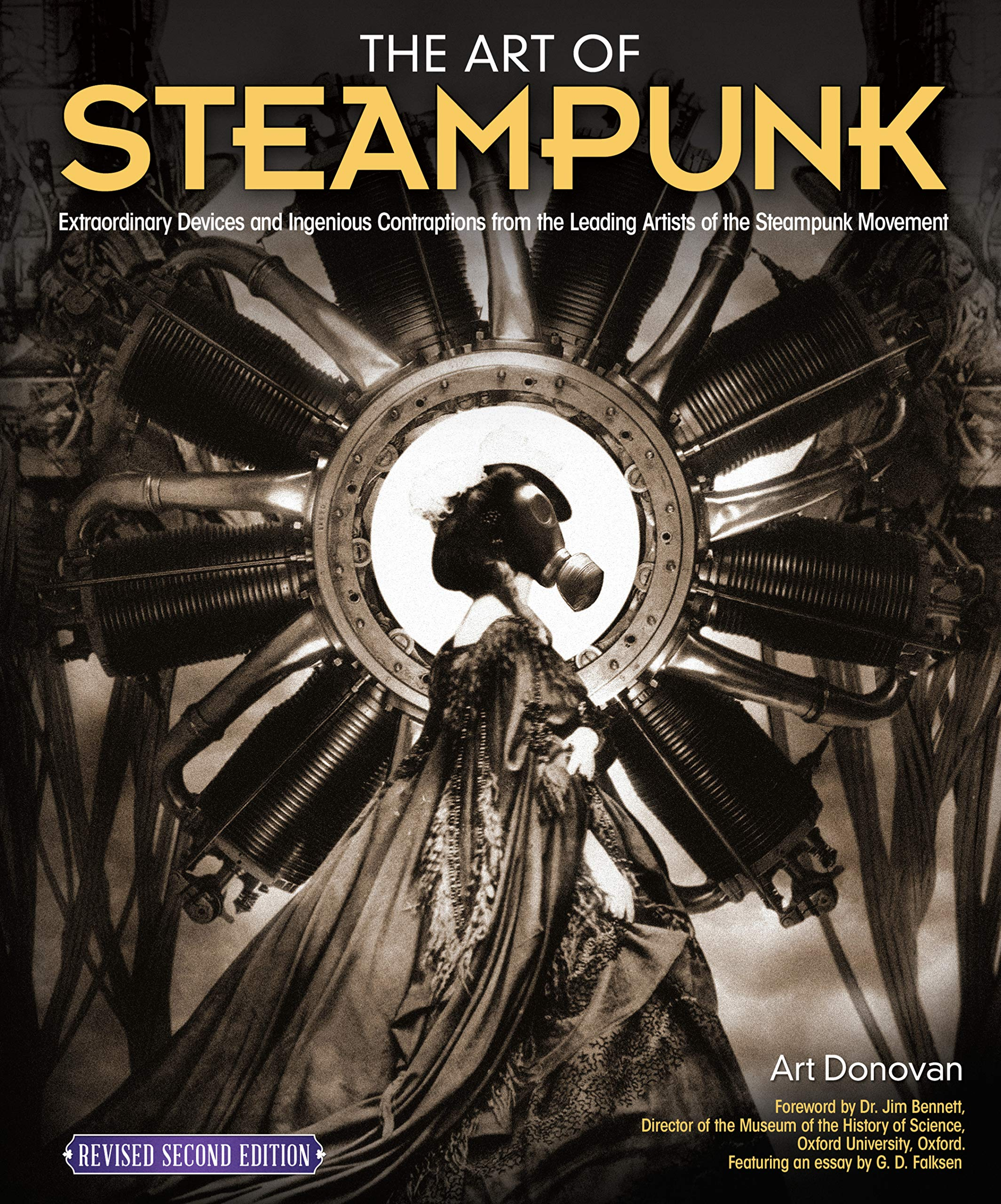 The Art Of Steampunk Revised Second Edition Extraordinary