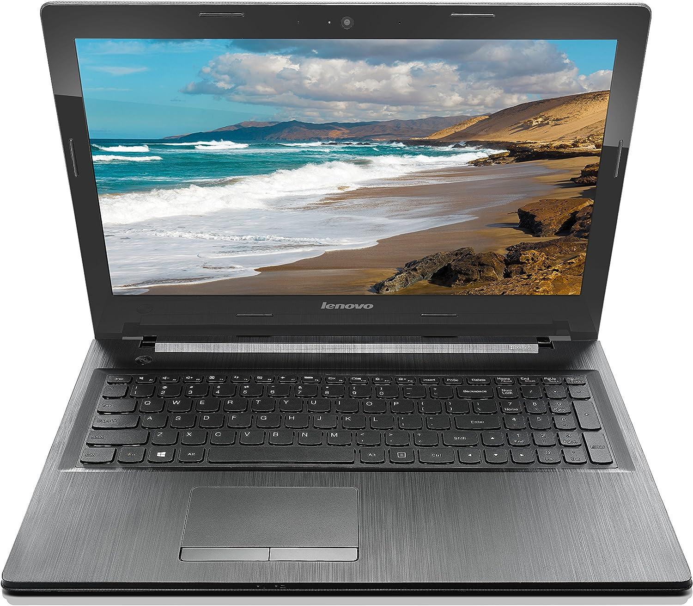 "Lenovo G50 59421807 Laptop (Windows 8.1, Intel Core i3-4030U 1.9 GHz Processor, 15.6"" (1366 x 768) HD Display, SSD: 500 GB, RAM: 6 GB DDR3) Black"