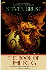 The Book of Jhereg (Vlad Taltos Collections 1) Kindle Edition