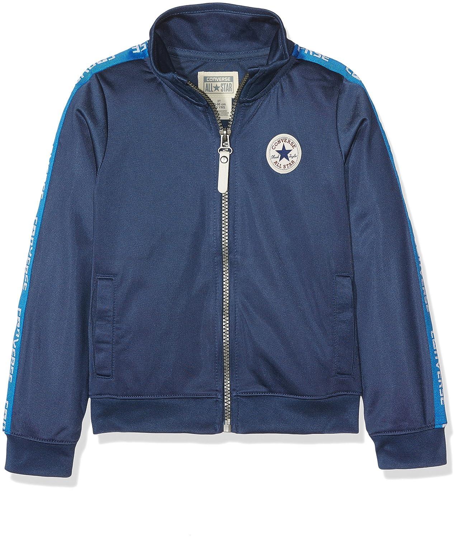 Converse Track Jacket Chándal, Azul (All Star Navy B9P), 12-13 ...