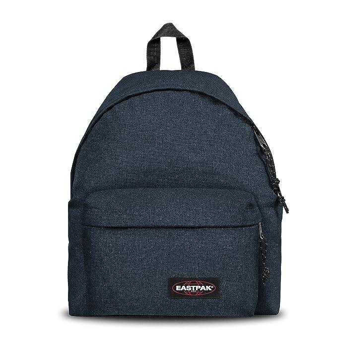 Eastpak Unisex Padded Pak'r Backpack (Triple Denim, One Size)