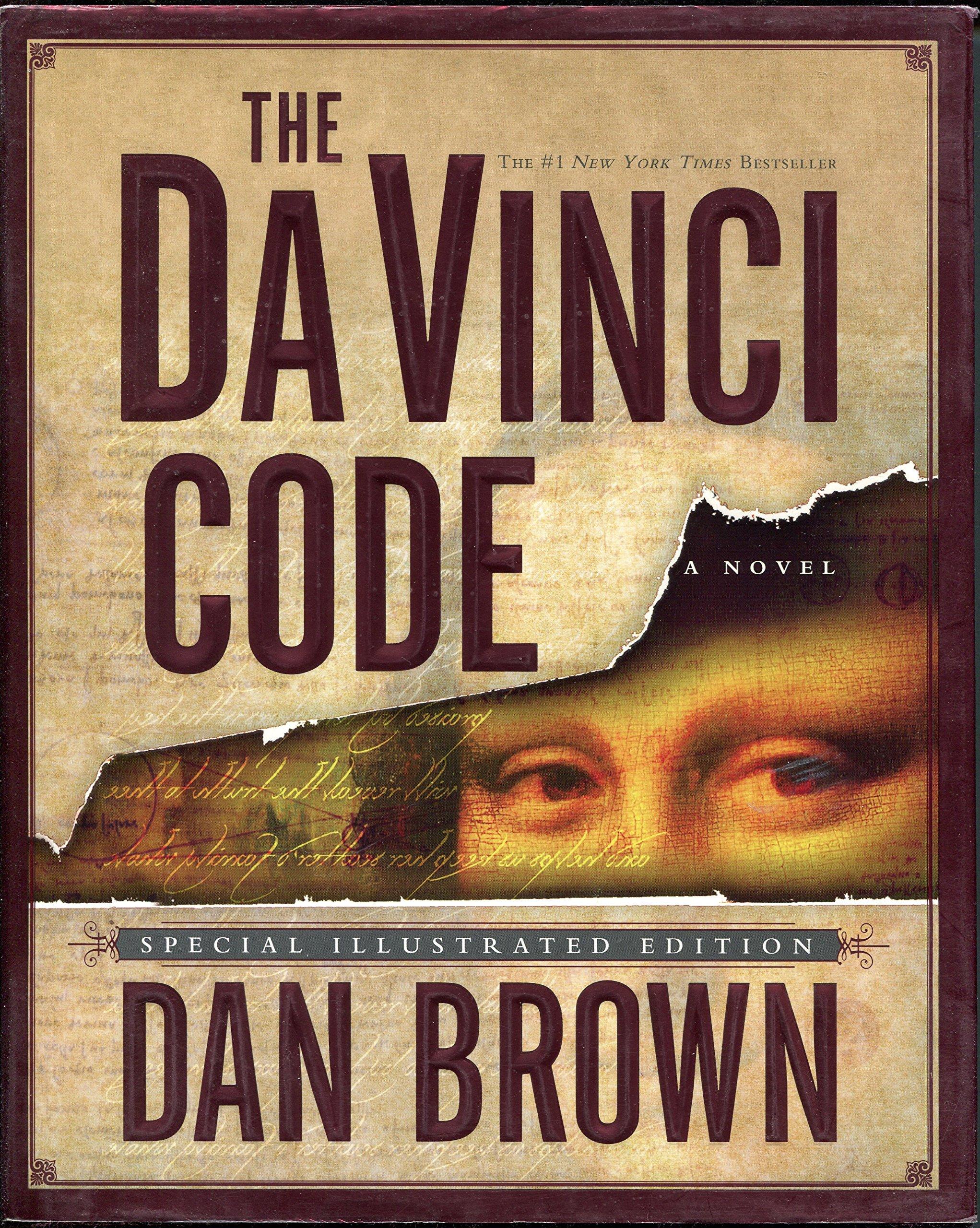The Da Vinci Code Special Illustrated Edition Dan Brown Amazon