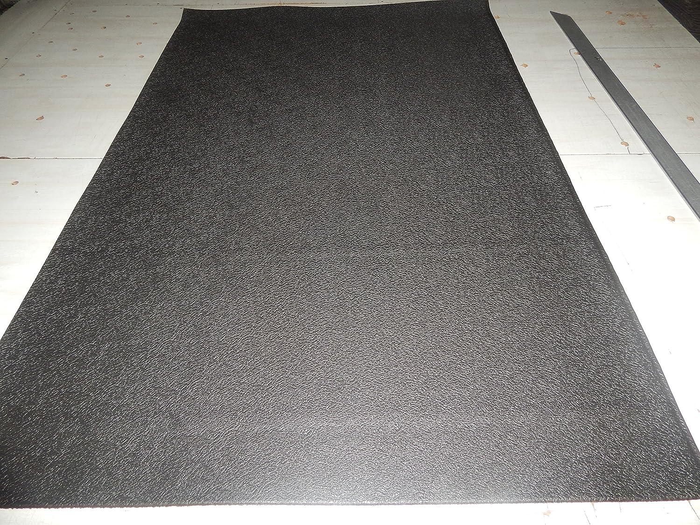 Garage Floor Mat Protector Rubber Oil Resistant 4 X 6 X1 8 Front