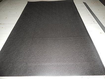 Rubber Garage Floor Mats >> Garage Floor Mat Protector Rubber Oil Resistant 4 X 6 X1 4 Front
