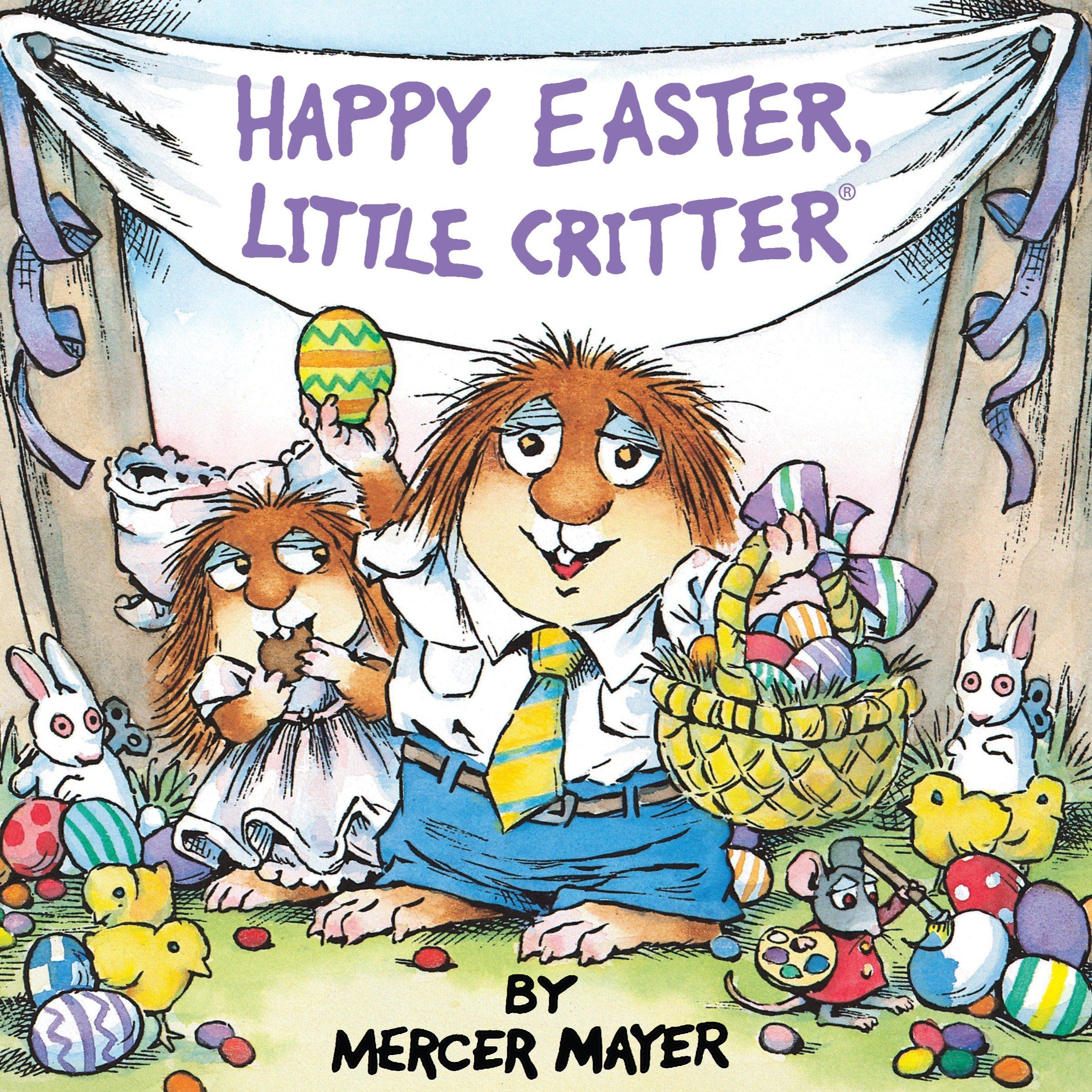 Happy Easter, Little Critter (Little Critter) (Look-Look): Mercer Mayer:  0033500117237: Amazon.com: Books