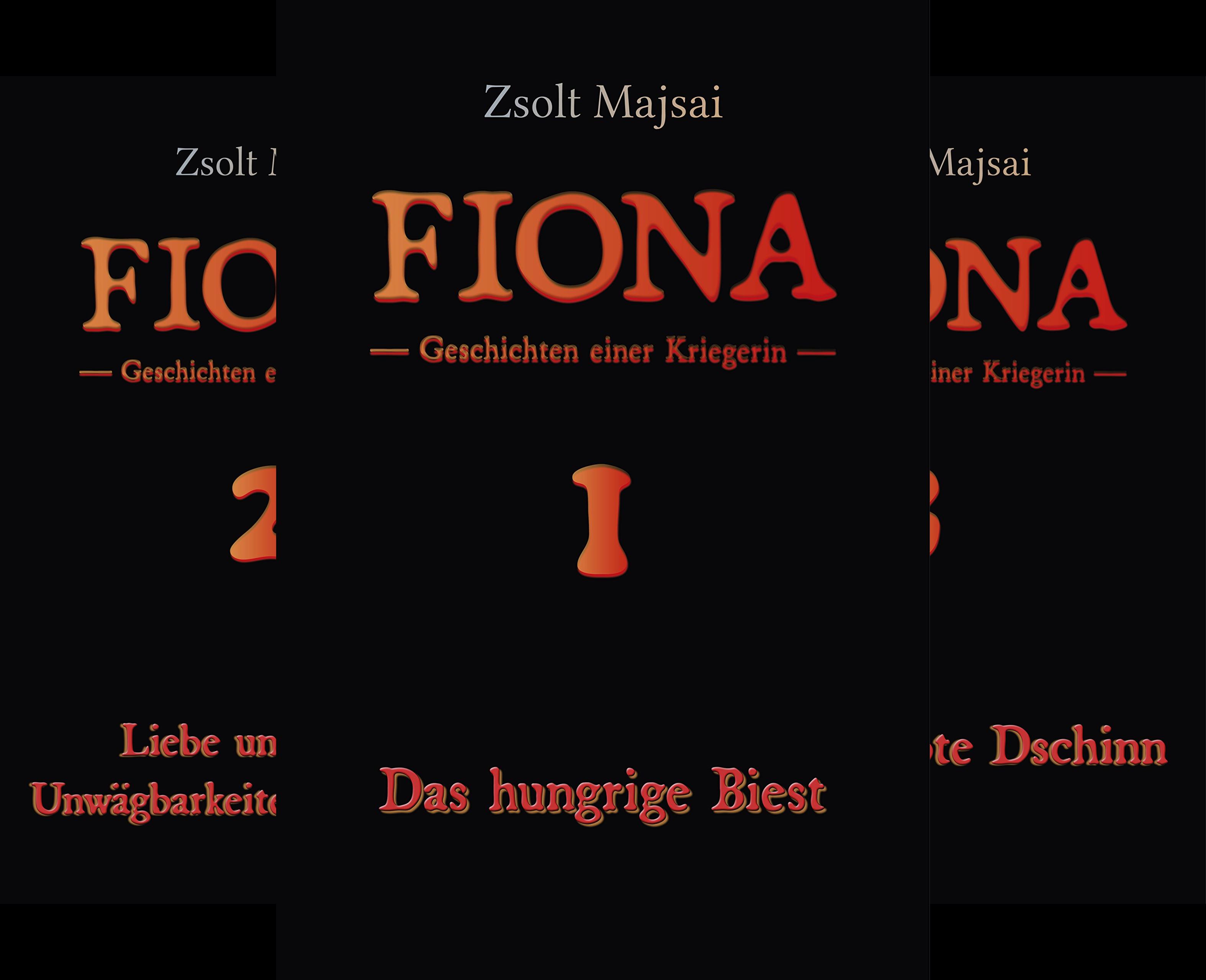 Geschichten einer Kriegerin (Reihe in 4 Bänden)