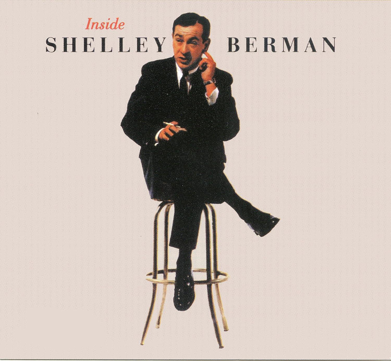 Amazon | Inside Shelley Berman | Berman,Shelley | 輸入盤 | ミュージック