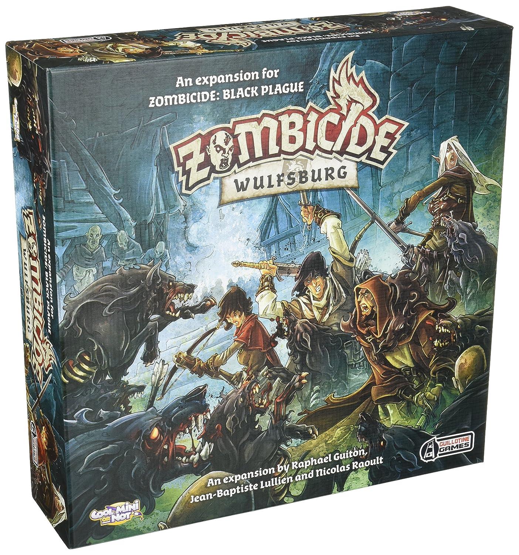 Wulfsburg Board Game CMON Zombicide