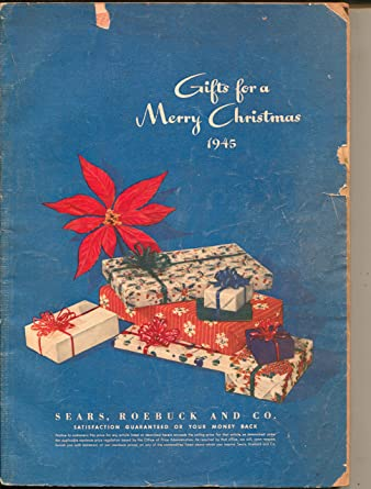 sears christmas catalog 1945 toys fashions dolls decorations lone ranger - Sears Christmas Catalog
