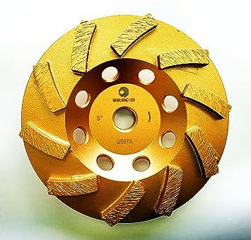 Heavy Duty Diamond Grinding Cup Wheel Standard Segmented Turbo Cup
