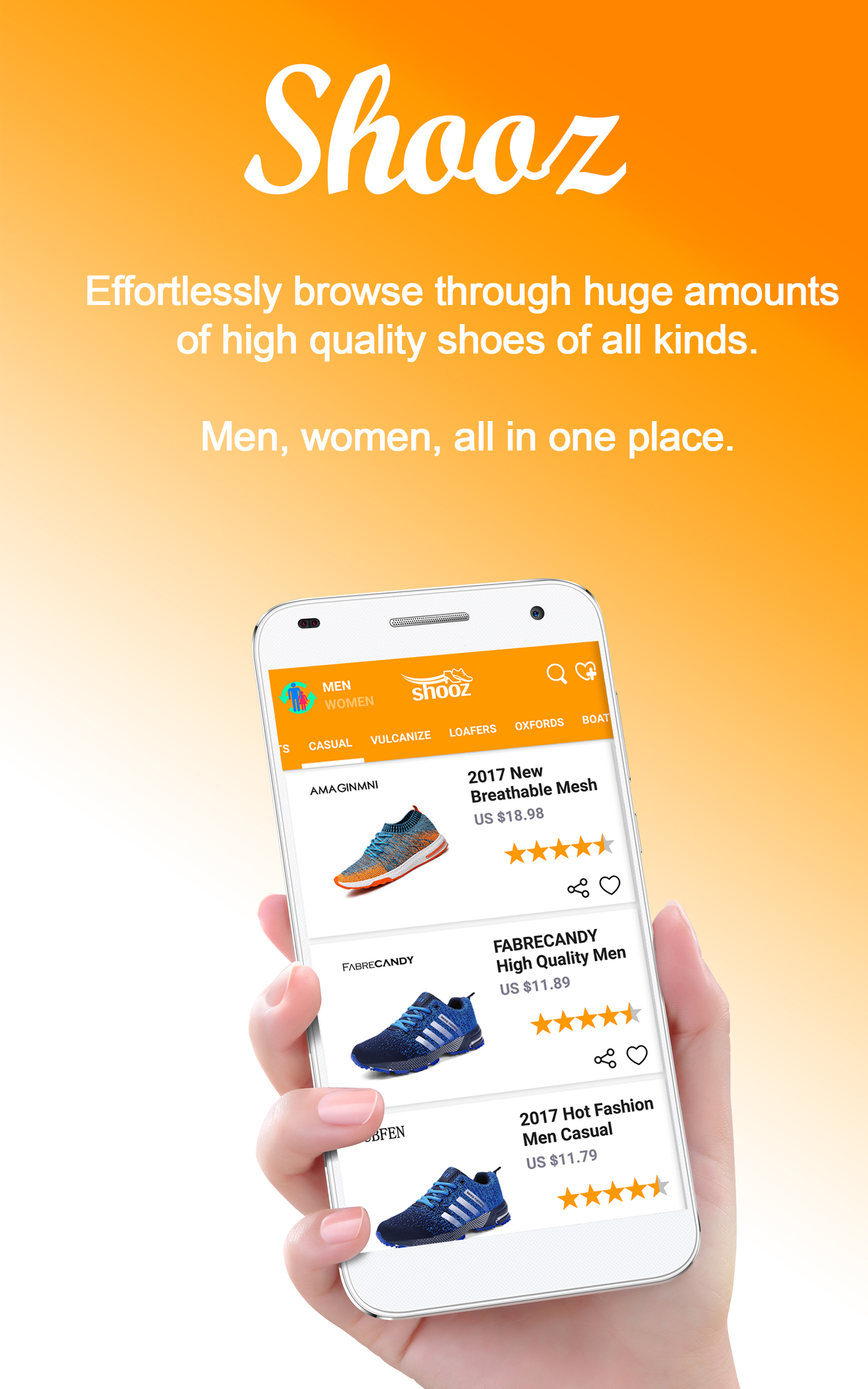 shooz best shopping app for shoes appstore for android. Black Bedroom Furniture Sets. Home Design Ideas