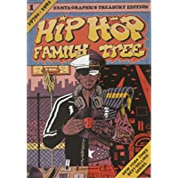 Hip Hop Family Tree: 1 (Fantagraphics treasury edition)