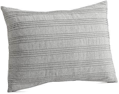 Amazon.com: Calvin Klein Oleander Tucked Pliegue almohada ...