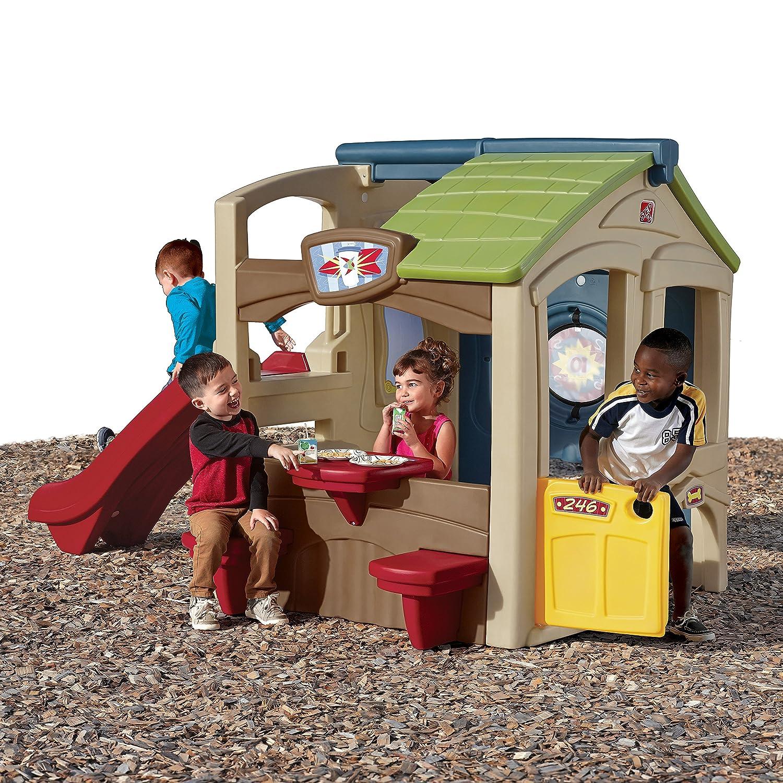 amazon com step2 neighborhood fun center toys u0026 games