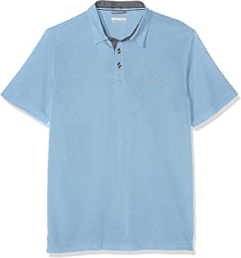 Columbia 1772721 NELSON POINT POLO Polo de Manga Corta, Hombre ...