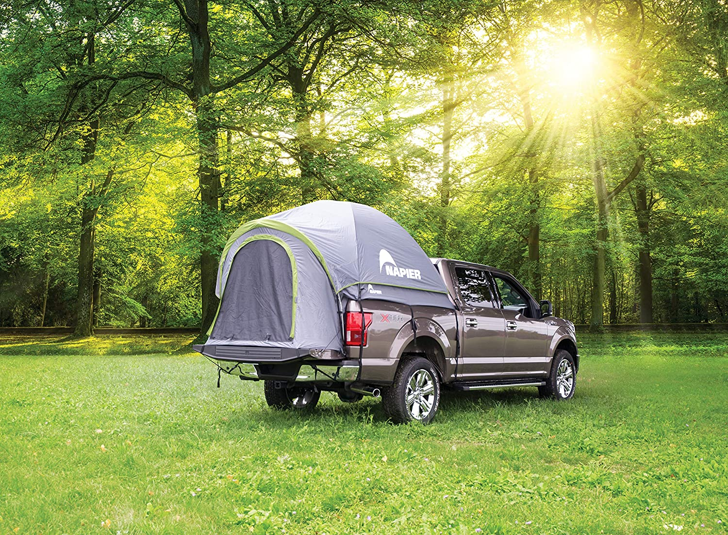 Napier Backroadz Truck Tent – Full Size Short Bed