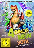 4 Dinos in New York [Import anglais]