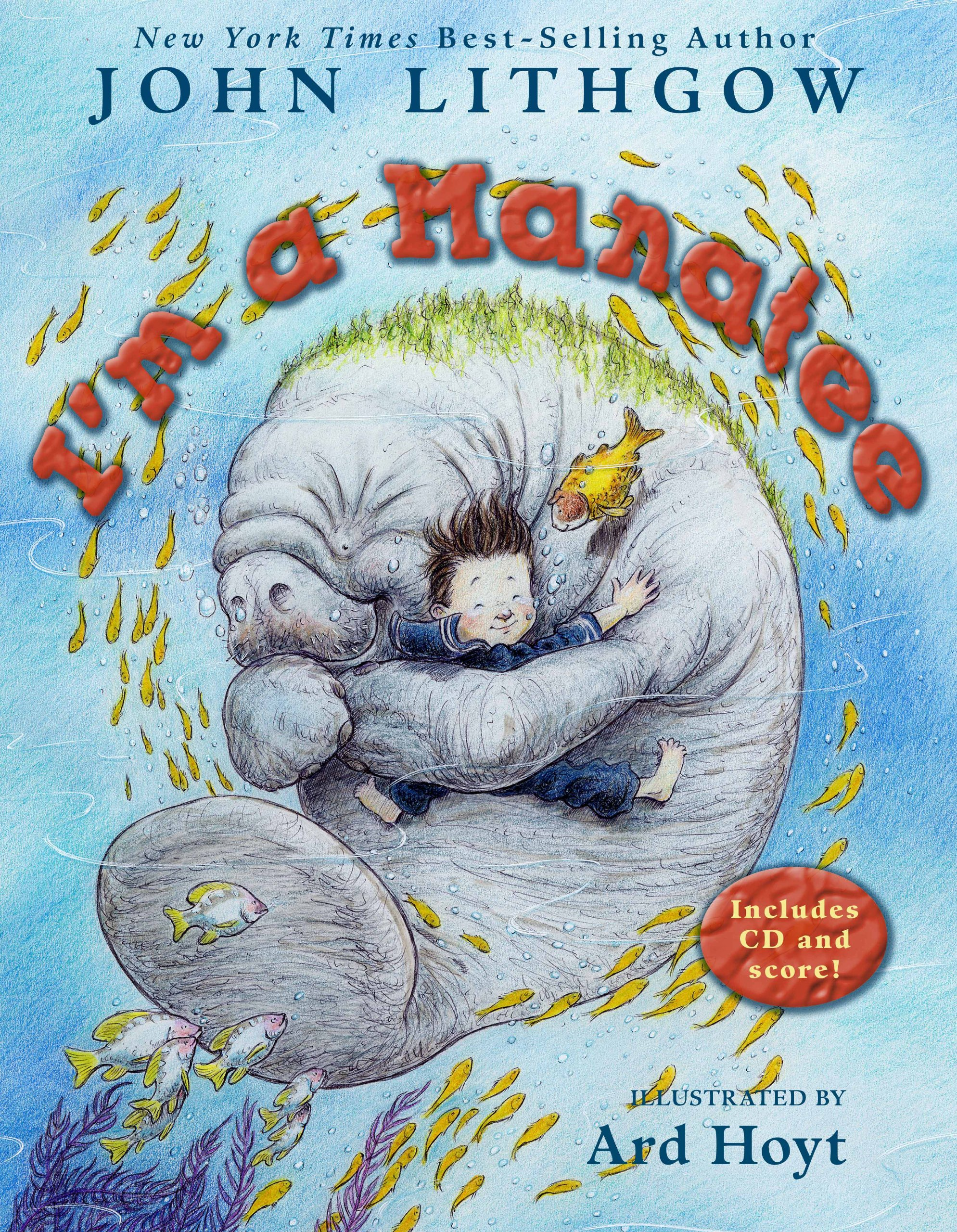 Download I'm a Manatee PDF