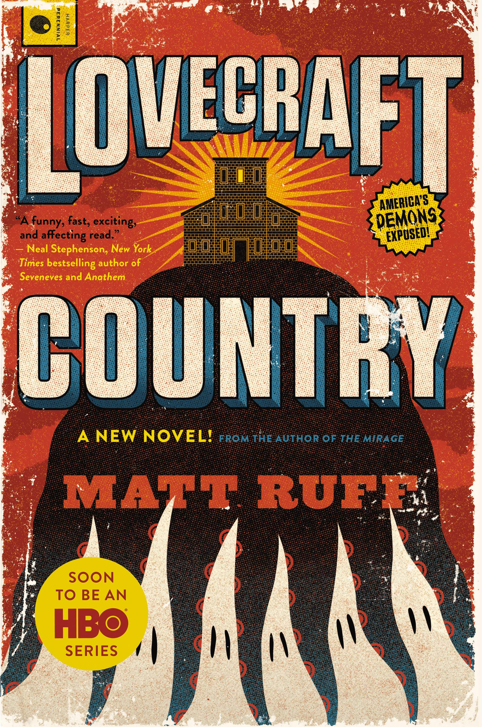 Image result for lovecraft country